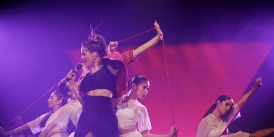 Rosalía estrena tema musical en la aclamada serie