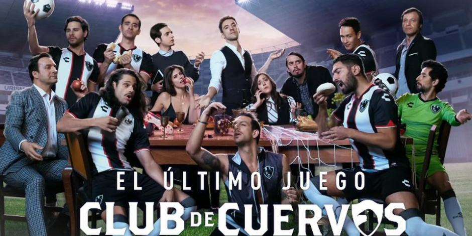 VIDEO: Netflix presenta el tráiler de la cuarta y última temporada de Club de Cuervos