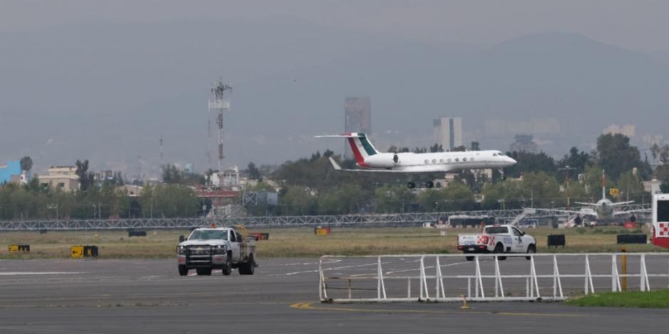 Alista México puente aéreo para sacar a connacionales si se requiere