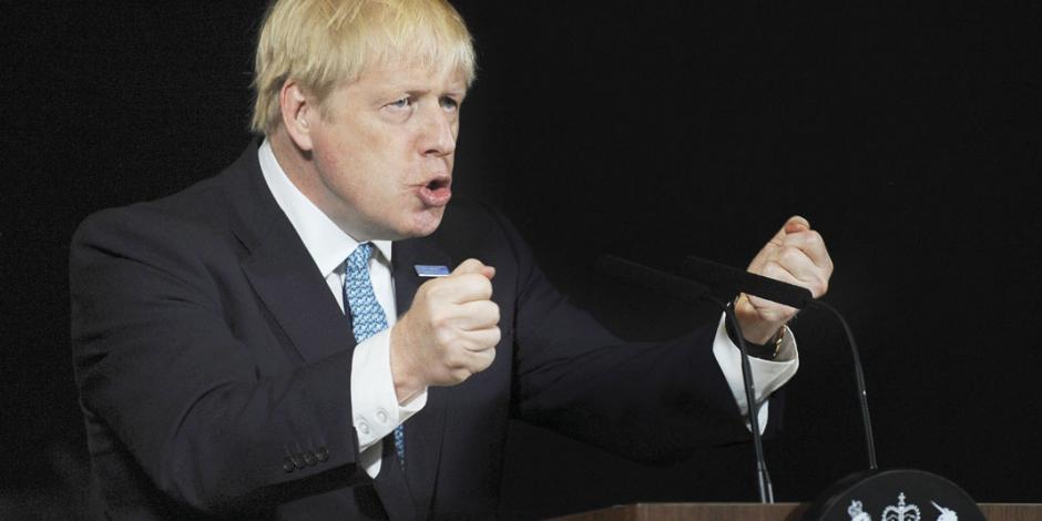 Por Brexit, Johnson ya se juega el cargo