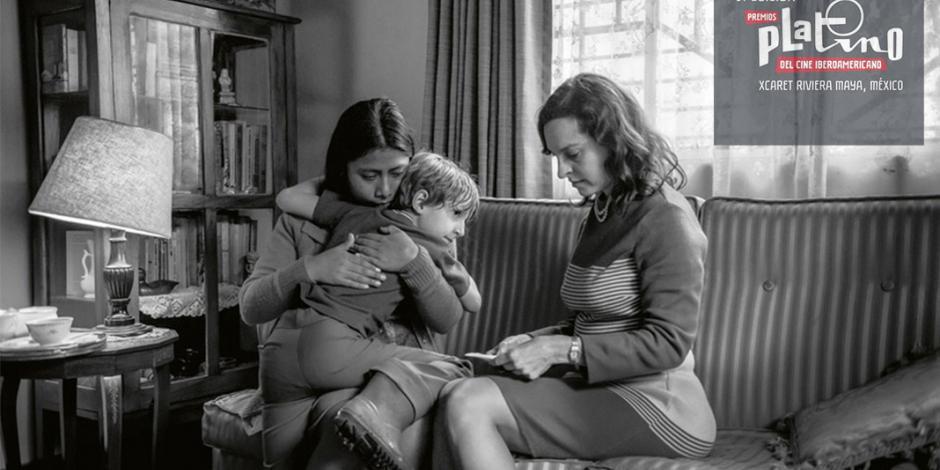 Yalitza y Marina comparten nominación en los Premios Platino