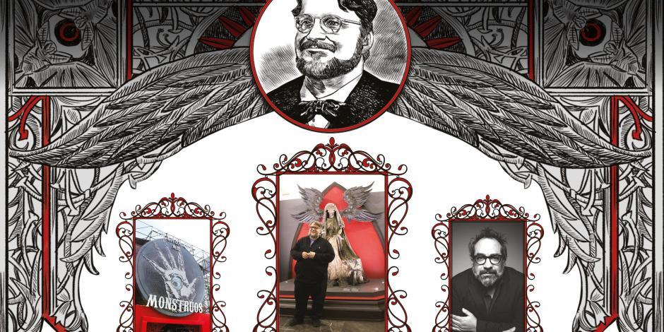 Del Toro exhibe sus monstruos aquí y por última vez
