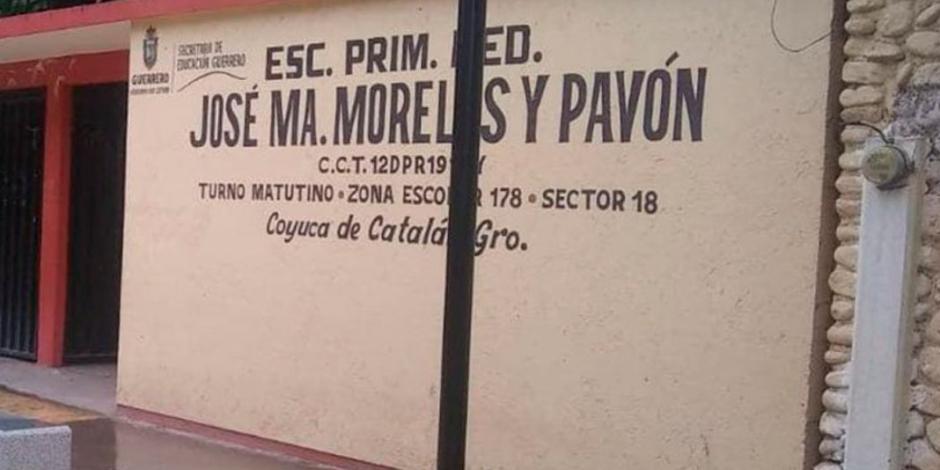 Coyuca de Catalán, sin clases