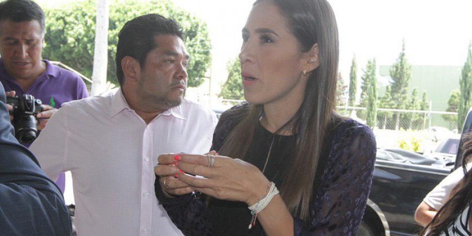El que nada debe, nada teme: Mariana Moguel, hija de Rosario Robles