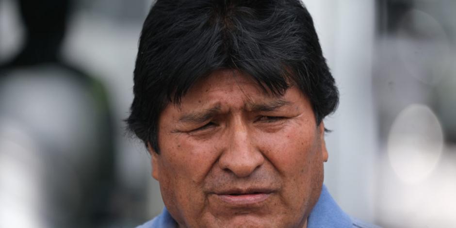 Se consuma golpe más artero, dice Evo tras autoproclamación en Bolivia