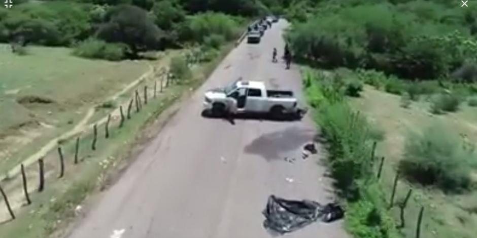 Corrido de los comunitarios en Michoacán