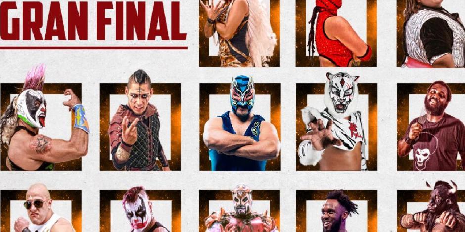 Lucha Capital: dónde ver en vivo, Final, Temporada 2