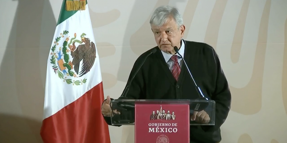VIDEO: Faltaba un buen Gobierno para convertir a México en potencia, dice AMLO