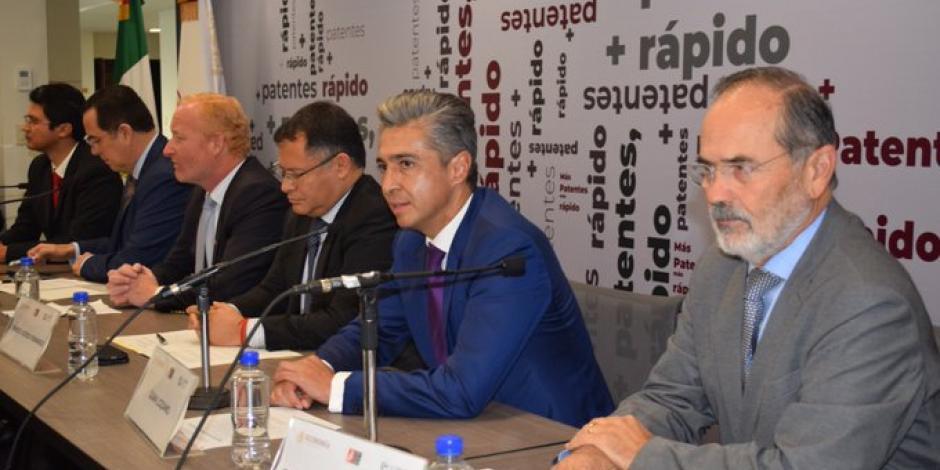 México y la Unión Europea preparan agilizar trámites de patentes