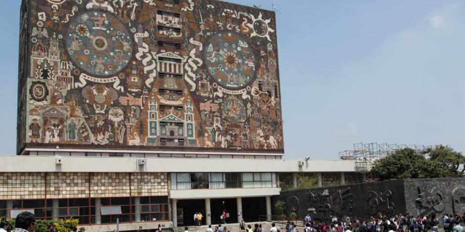 UNAM, número 1 de 200 universidades en AL
