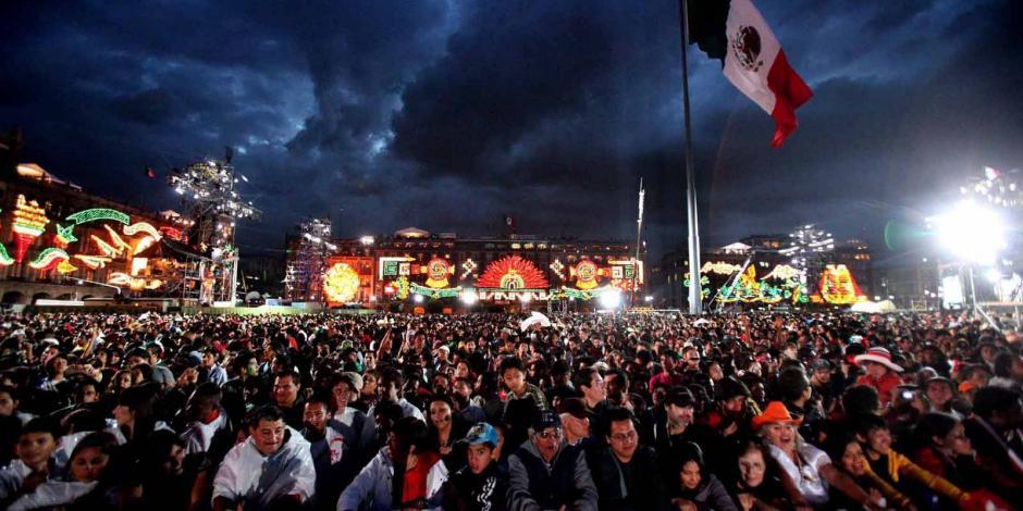 Replantea AMLO festejo de Independencia; será como una Guelaguetza