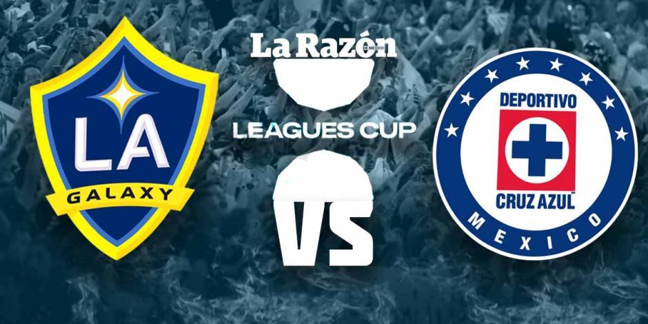 LA Galaxy vs Cruz Azul: Dónde ver la Semifinal de la Leagues Cup