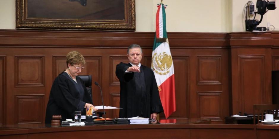 VIDEO: Defenderemos independencia del Poder Judicial: Arturo Zaldívar