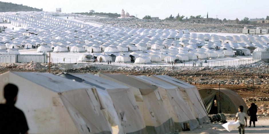 Por primera vez, ONU investiga ataques a sus refugios en Siria