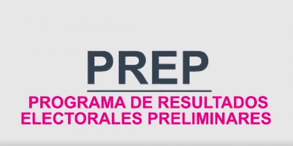 Resultados preliminares (PREP) elecciones Baja California