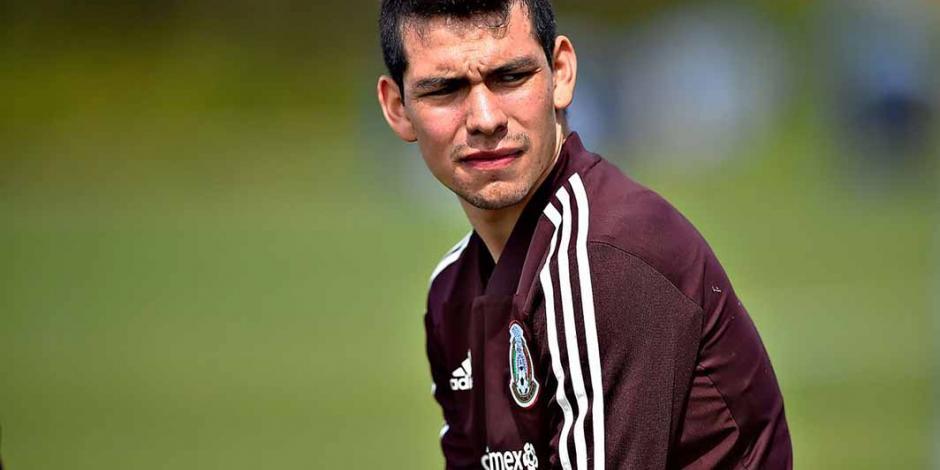 ¡Oficial! Chucky Lozano no asistirá a la Copa Oro por lesión