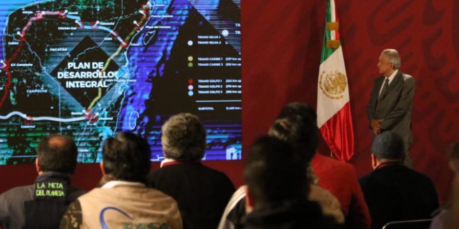 Consulta sobre Tren Maya será el 15 de diciembre