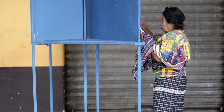 En la mira de Trump, Guatemala apuesta por la continuidad