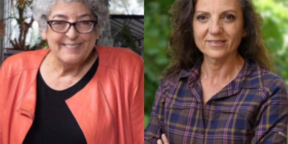 J. Chory y S. Myrna, Princesa de Asturias en Investigación Científica
