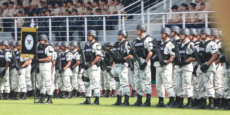 Guardia Nacional sufre dos ataques en Guanajuato; se reporta un elemento herido