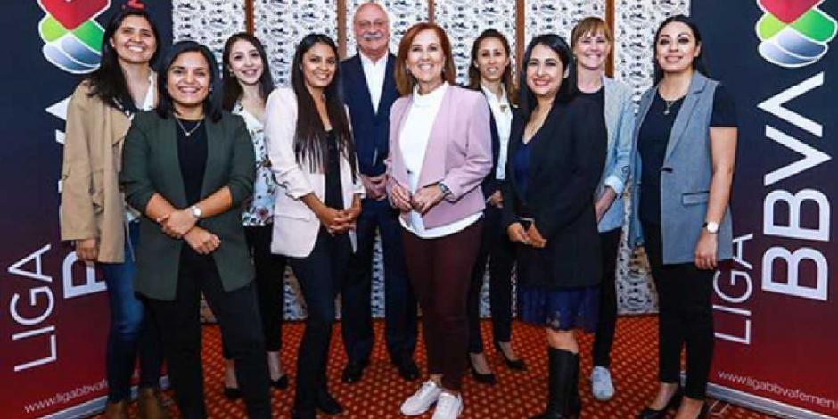 La Liga MX Femenil ya tiene directora y Comité Editorial