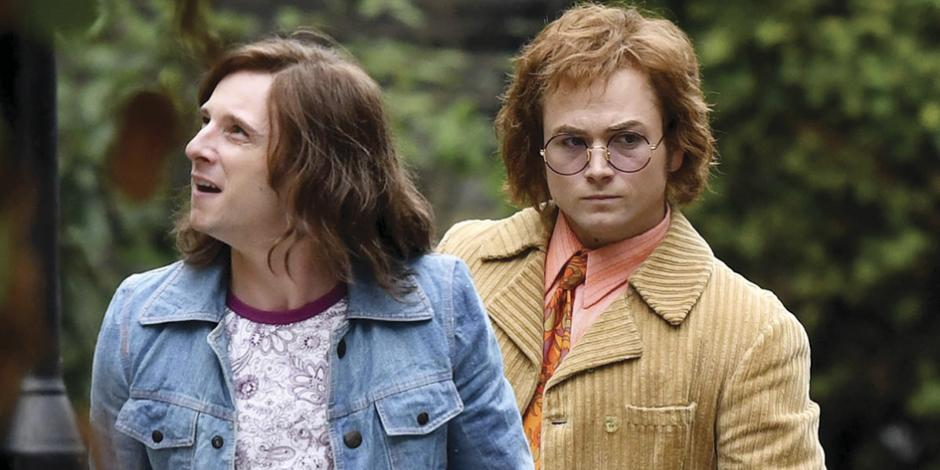 Una puntual biopic sobre Sir Elton John