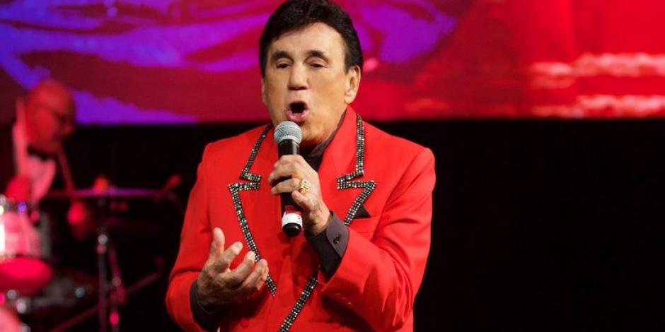 Detectan hongo en los pulmones al cantante Gualberto Castro