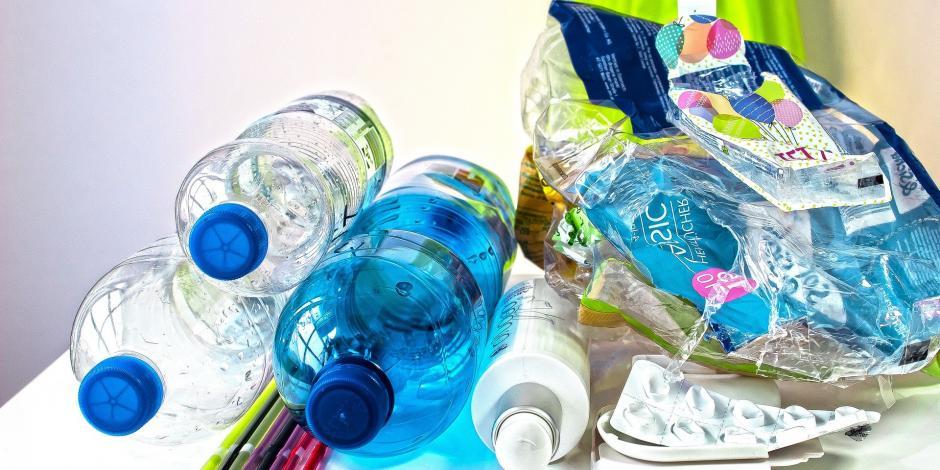 Senadores dan a conocer iniciativa sobre residuos plásticos