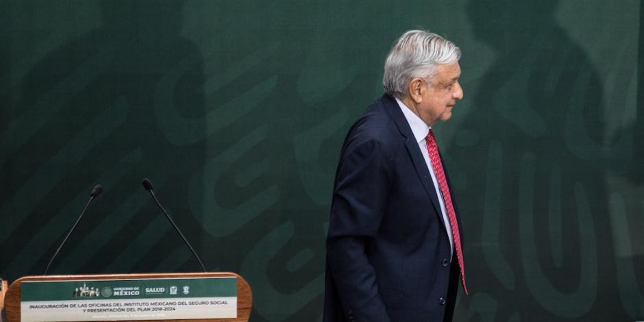 AMLO podría enviar mañana terna para elegir Fiscal, anticipa Batres