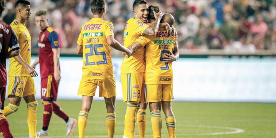 Tigres, el equipo que más tiempo juega en el Apertura 2019