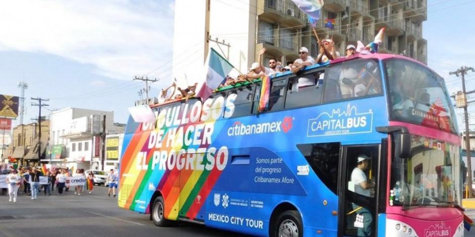 Se une Citibanamex a las festividades del orgullo LGBTI