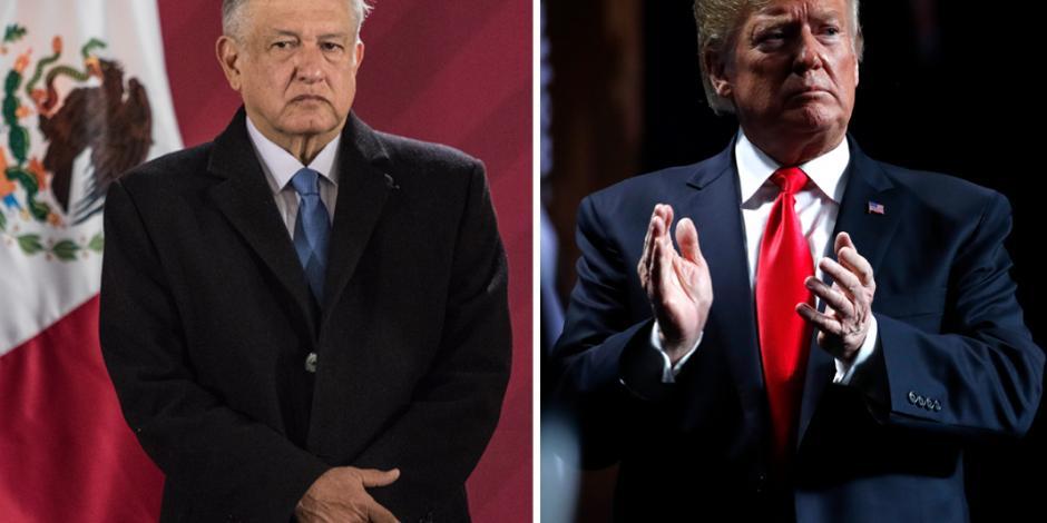 Razones por las que AMLO y Trump NO asistirán al Foro de Davos