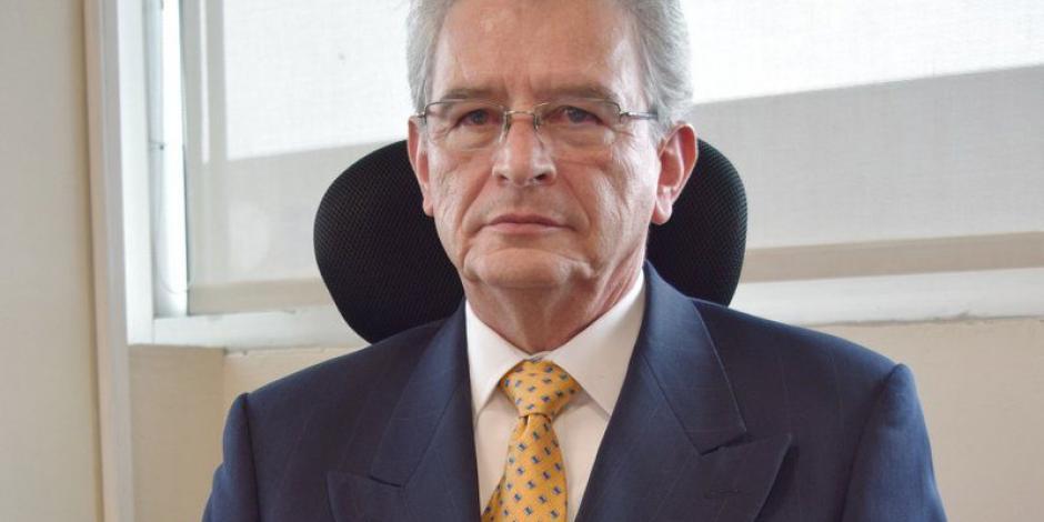 Bertrand Rubio, nuevo director general del Aeropuerto Internacional de Toluca