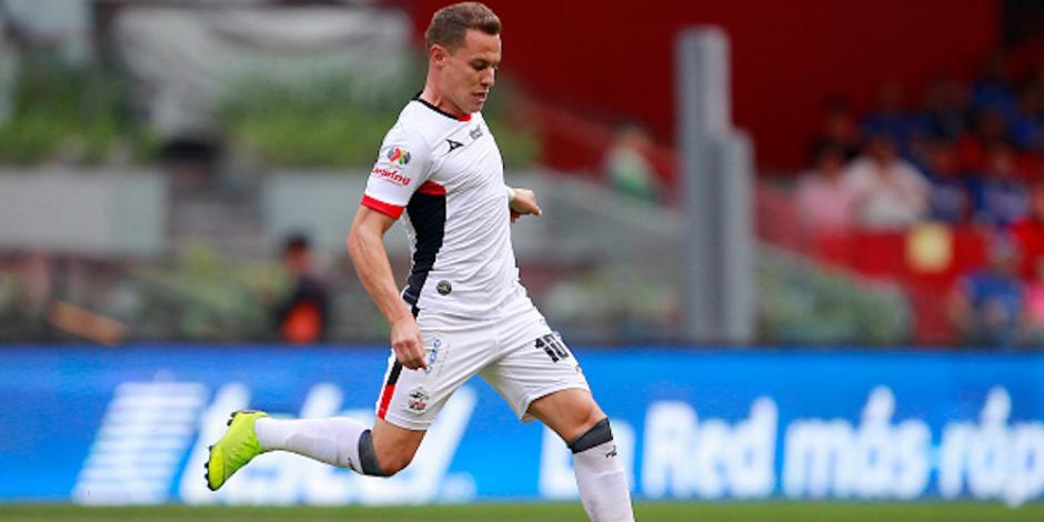 Abraham González es nuevo jugador del Veracruz