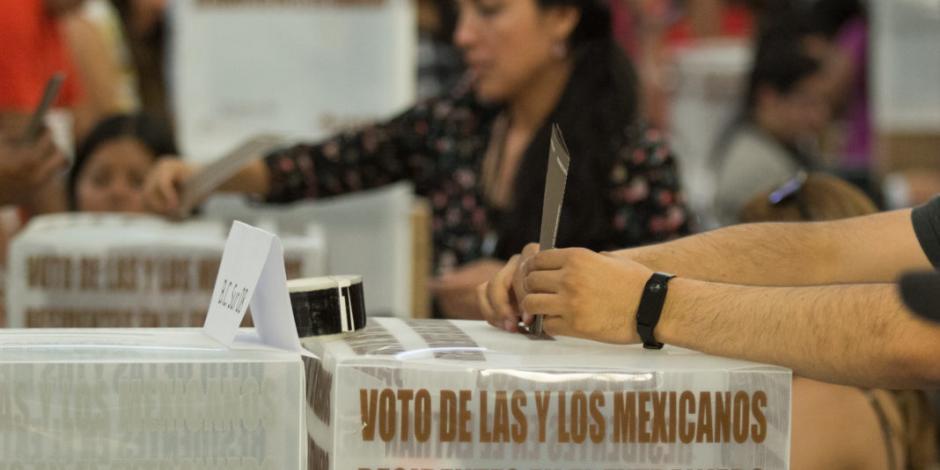 Cuentan votos de poblanos emitidos en 36 países, principalmente EU