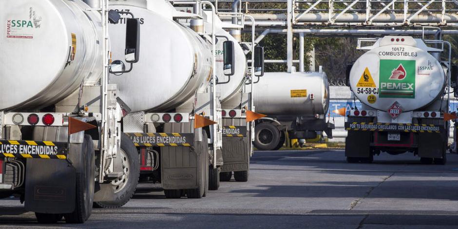 Aumentó la importación de gasolina en diciembre, señala Rocío Nahle
