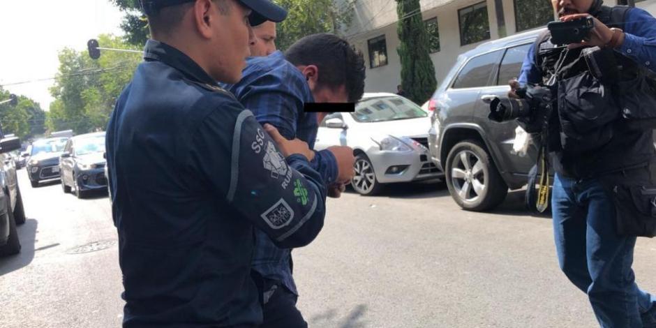 Capturan a dos presuntos operadores financieros de El Chapo