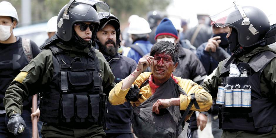 México va por Evo, lo asila y critica a la OEA