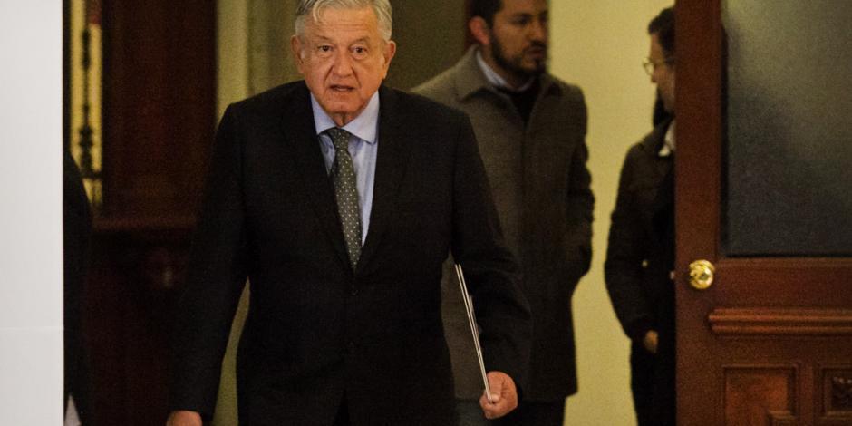 México respeta la no intervención en el caso de Venezuela: López Obrador