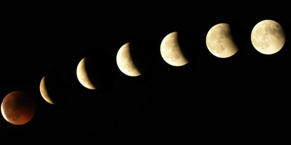 El mes lunar más largo de 2019 comenzó el seis de enero