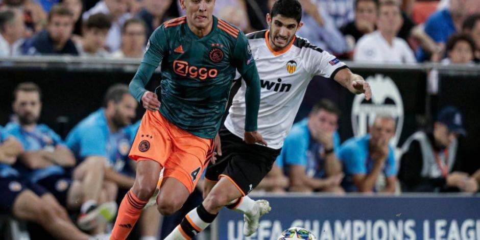 Edson Álvarez dice que prefirió futbol sobre escuela y drogas