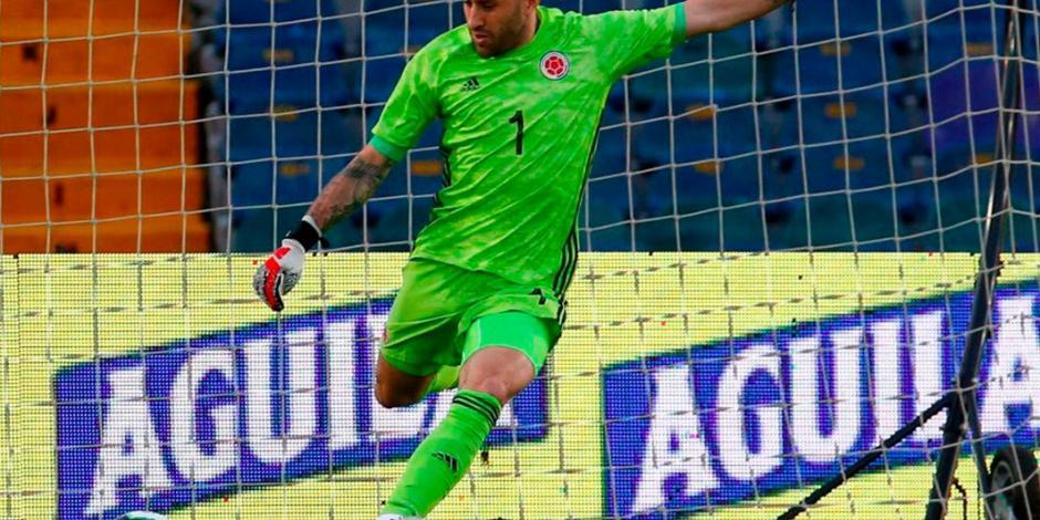 Ospina abandona la selección de Colombia por problemas familiares