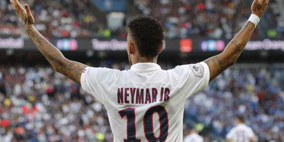 La sanción a Neymar en Champions League se reduce
