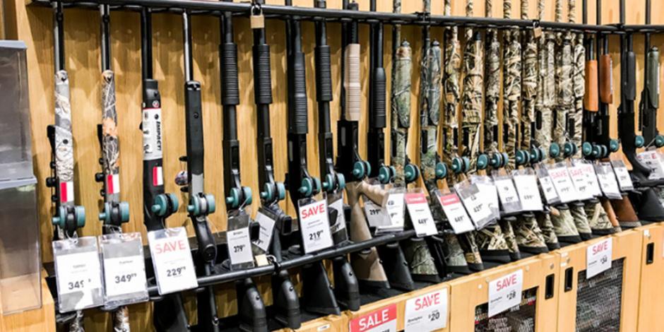 Por armas en EU, piden a México postura firme