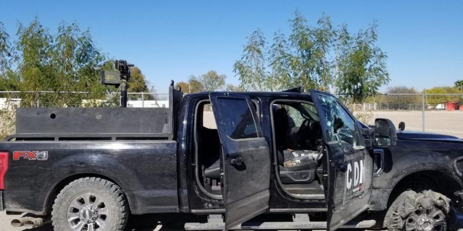 Tras ataque, abaten a siete delincuentes en Villa Unión, Coahuila