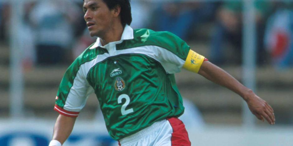 Claudio Suárez propone reglamento para jugadores que rechacen al Tri