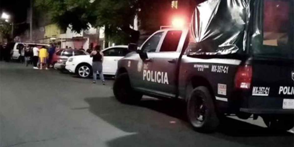 Fiesta de Halloween en Venustiano Carranza deja 1 muerto