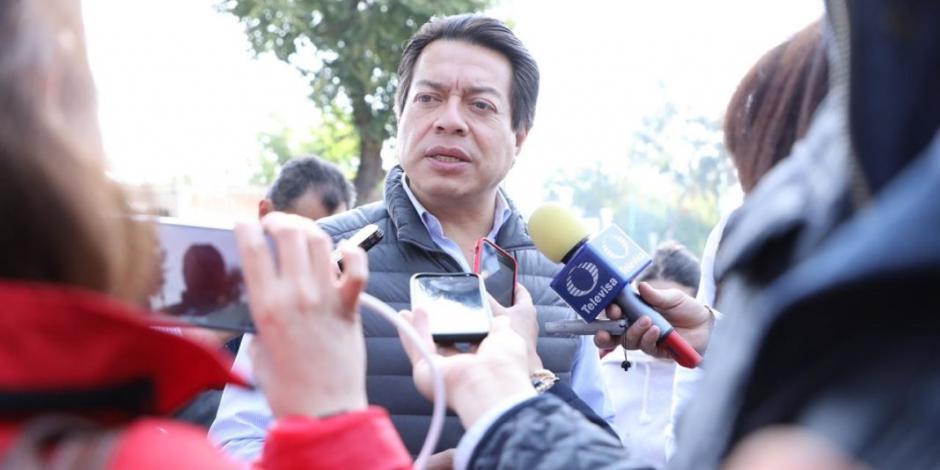 Acuerdo sobre armas entre México y EU es necesario: Delgado