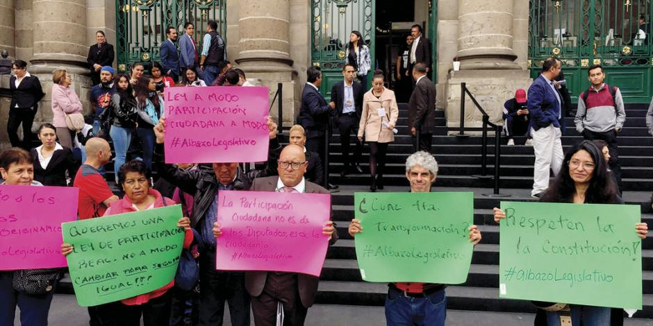 Aplazan presupuesto participativo de 2019