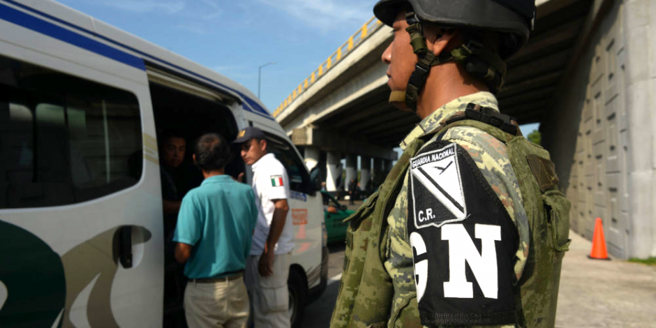 Despliegue de la Guardia Nacional está terminado, destaca Ebrard